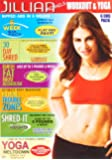 Jillian Michaels Workout & Yoga (Pack of 6 DVDs) (Six Week Six Pack, 30 Day Shred, Banish Fat Boost Metabolisam, No More Trouble Zones, Shred-It Yoga Meltdown)