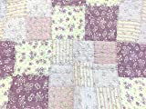 Cozy Line Home Fashions Love of Lilac Bedding Quilt