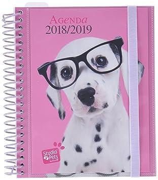 Grupo Erik Editores - Agenda escolar STUDIO PETS DOG 2018 ...