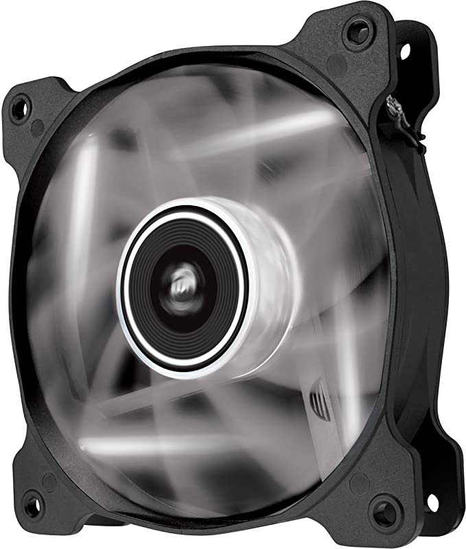 Corsair CO-9050020-WW Air Series SP120 LED Fan (White) CPU Fans at amazon