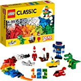 LEGO Classic Creative Supplement Building Blocks For Kids ,Multi Color (303 pcs) 10693