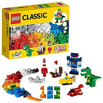 amazon レゴ lego クラシック アイデアパーツ ベーシックセット