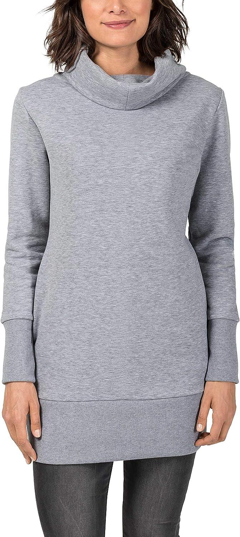Timezone Long Sweater Felpa Donna