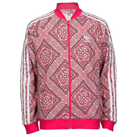 Amazon.com  adidas Originals Kids Girl s Superstar Stained Glass Track Top  (Little Kids Big Kids)  Clothing 282168092