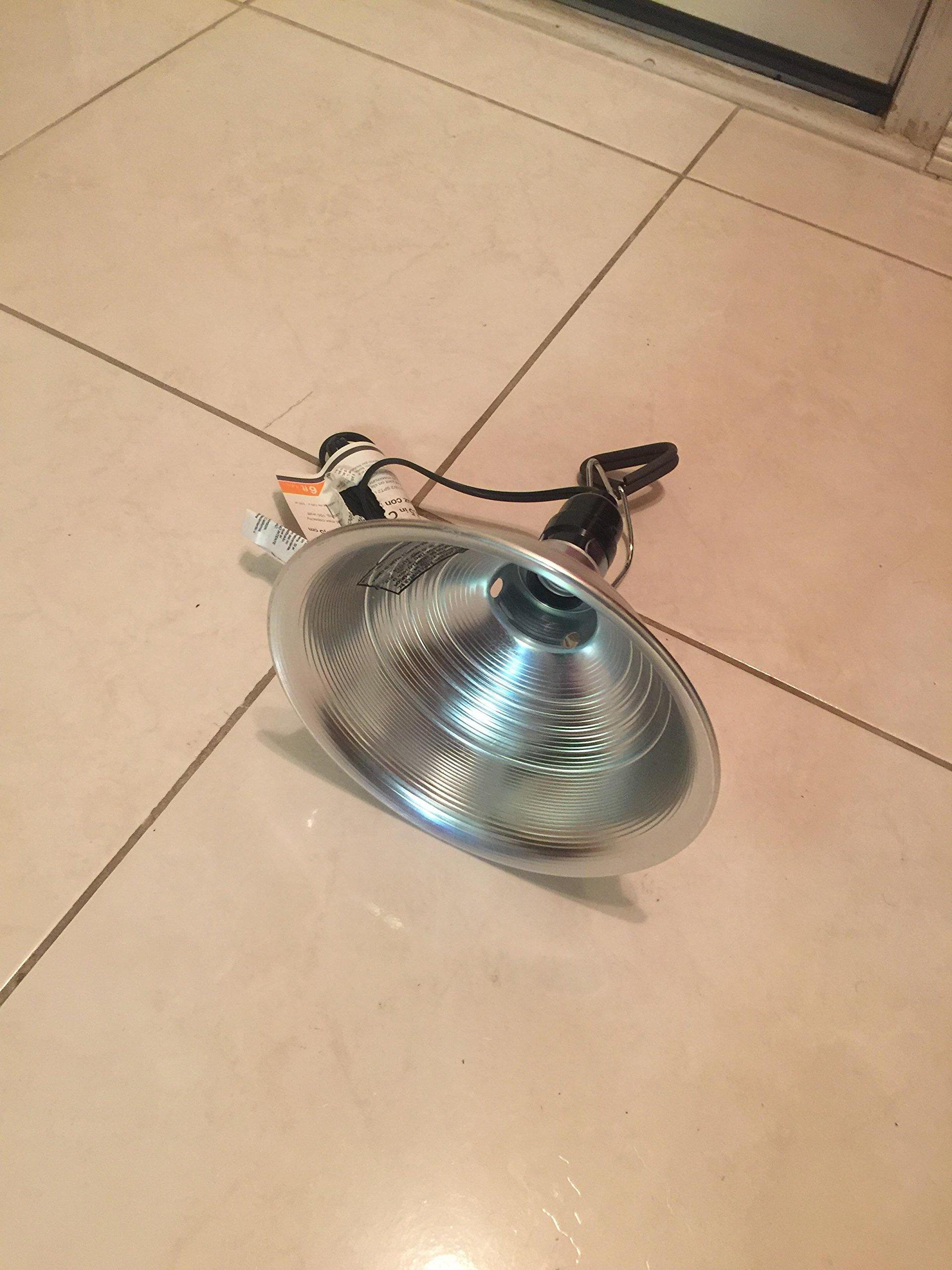 HDX 150-Watt Incandescent Clamp Light