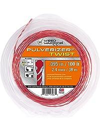 Weed Warrior Pulverizer Bi-Component Twist Trimmer