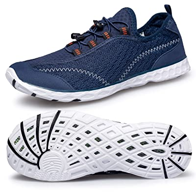 Alibress Men\'s Water Shoes Lightweight Quick Dry Aqua Beach Shoes | Water Shoes [3Bkhe0102799]