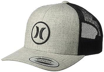 Hurley M Oceanside Hat Gorras, Hombre, Cool Grey, Talla Única: Amazon.es: Deportes y aire libre