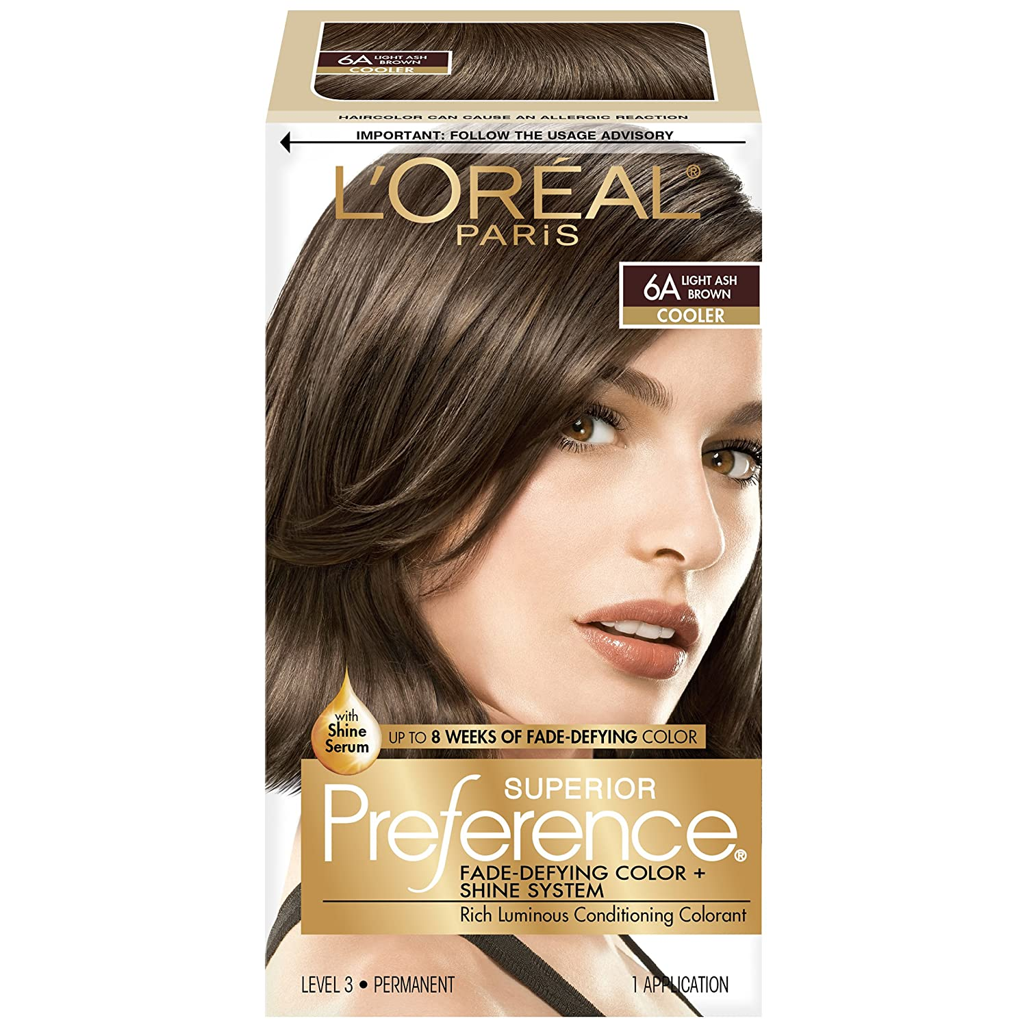 Loreal Medium Ash Brown Results Www Pixshark Com