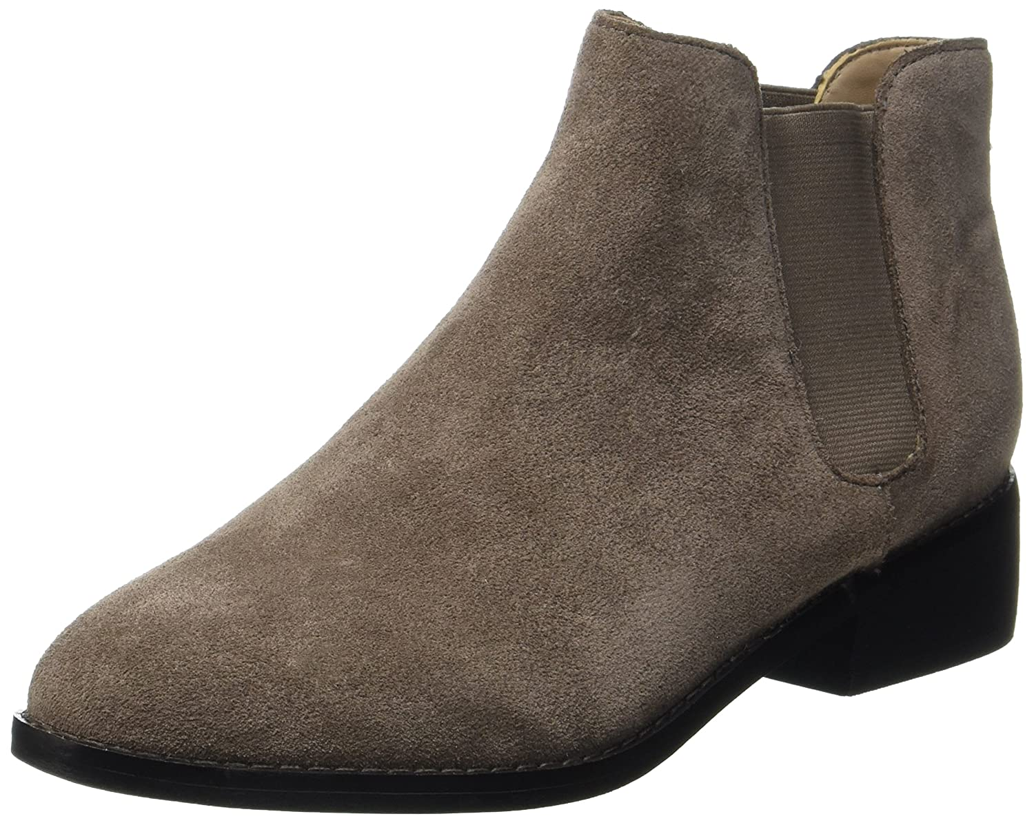 Buffalo Femme London 416-5201 Cow Suede, Bottes Femme 416-5201 Gris (Grey Suede, 01) b455bed - reprogrammed.space