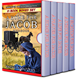 A Lancaster Amish Home for Jacob 5-Book Boxed Set Bundle (A Lancaster Amish Home for Jacob - Boxed Set Series 1)