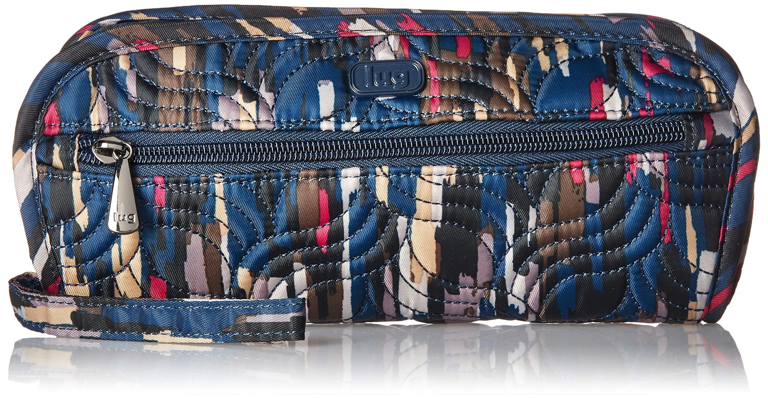 Lug Women's Flipper Jewelry Clutch, Riverwalk Navy