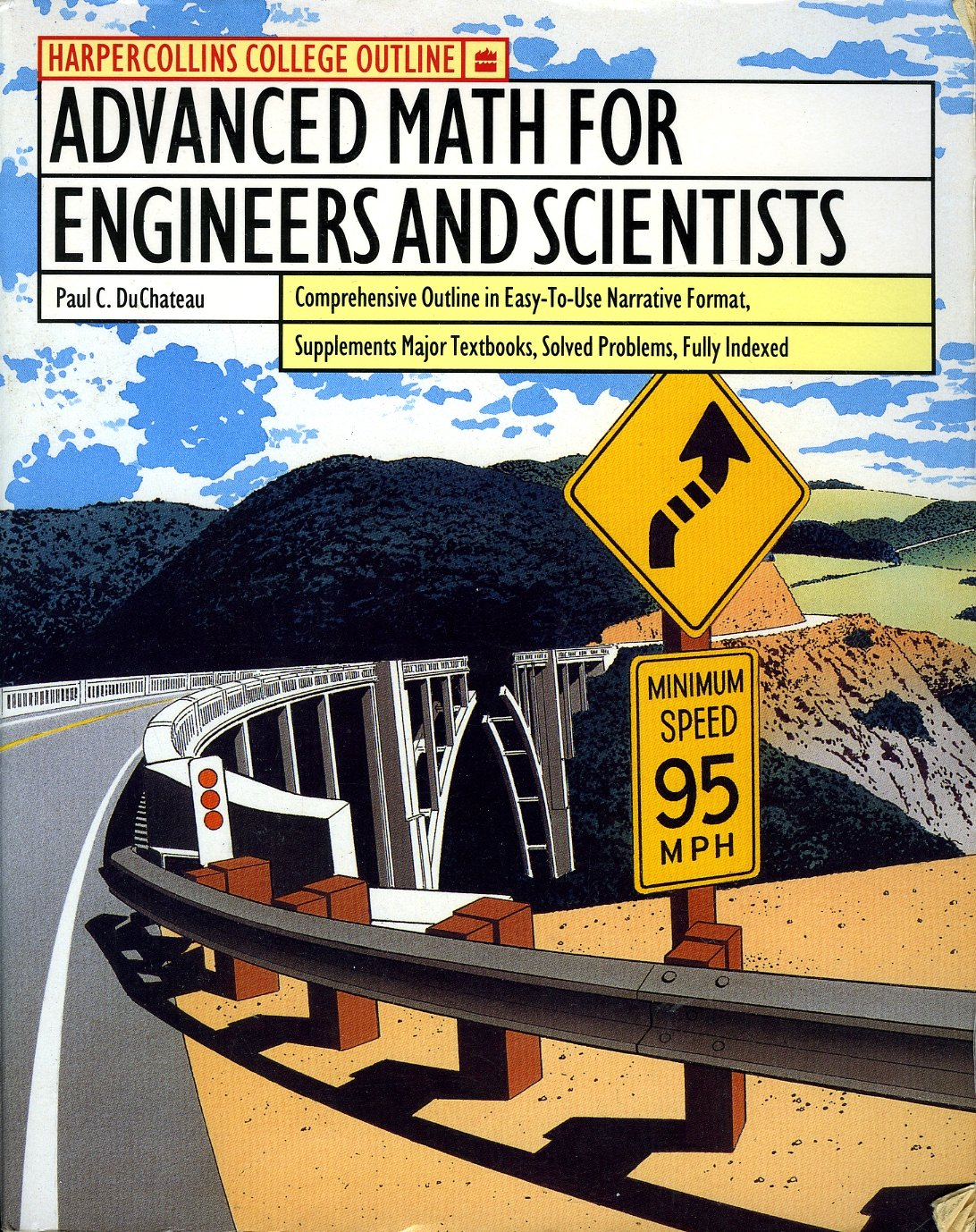 Advanced Math for Engineers and Scientists: Paul C. Duchateau:  9780064671514: Books - Amazon.ca