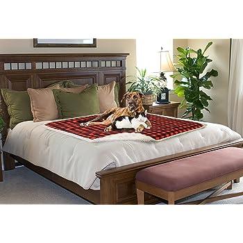 Amazon.com : Pawsse Waterproof Pet Snuggle Blanket, Dog