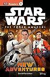 DK Readers L1: Star Wars: The Force Awakens: New Adventures (DK Readers Level 1)
