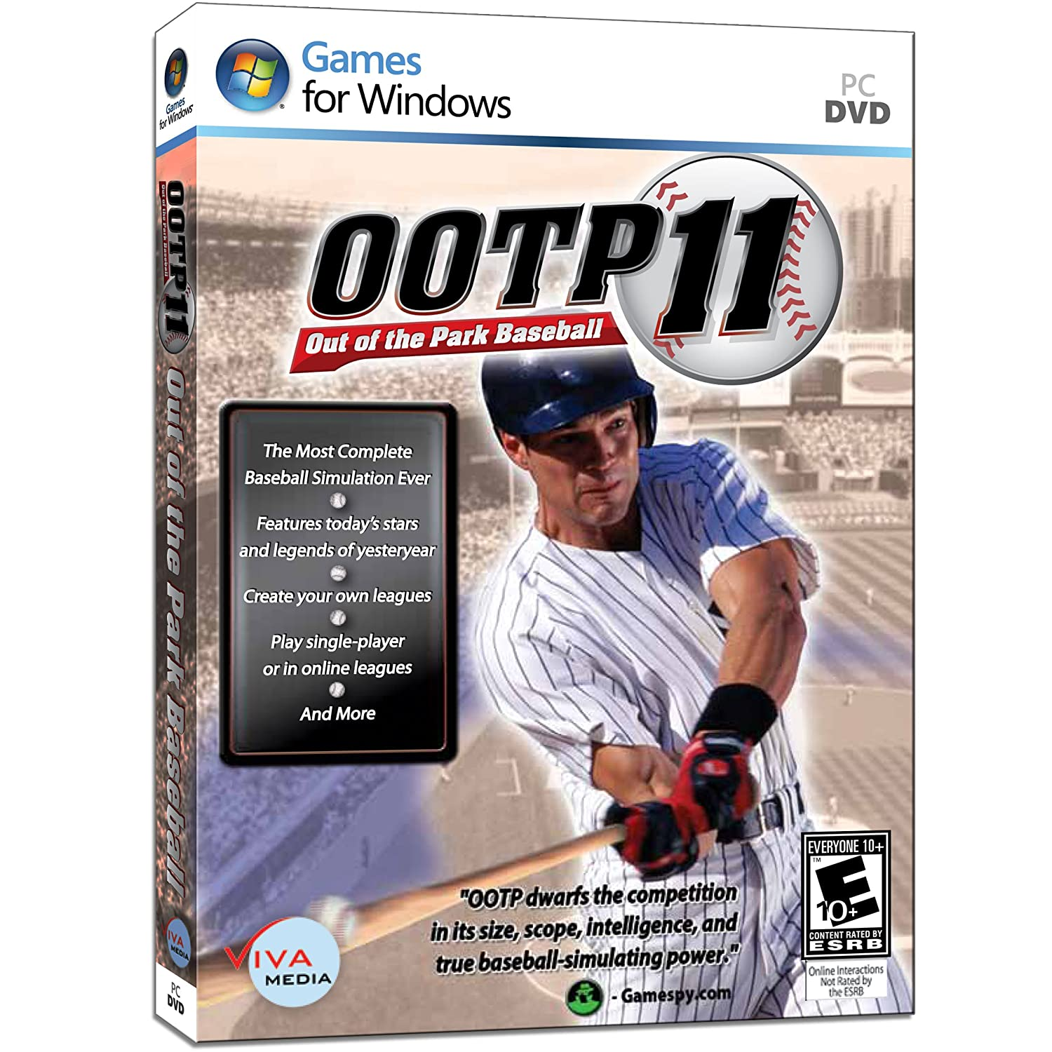 out of the park baseball 11 amazon ca software