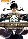 Legend Of Korra: The Complete Series [DVD] {USA Import]