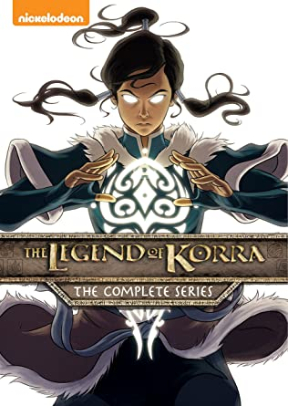 Legend Of Korra The Complete Series