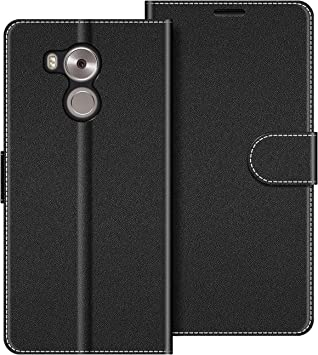 COODIO Funda Huawei Mate 8 con Tapa, Funda Movil Huawei Mate 8 ...