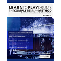Learn to Play Drums: The Complete Drum Method Volume One book cover