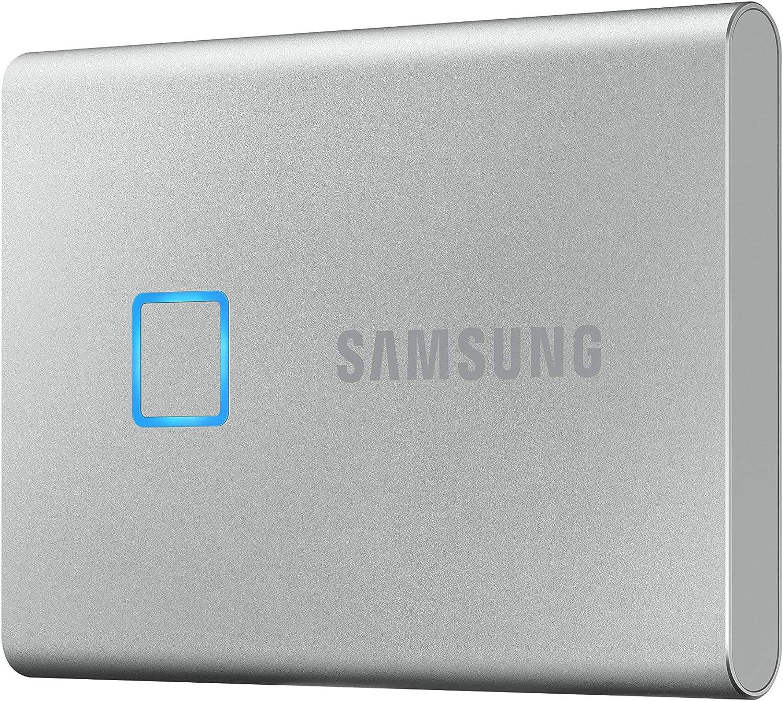 Samsung T7 Portable SSD de 1 TB (USB 3.2 Gen.2, hasta 1.050 MB/s ...