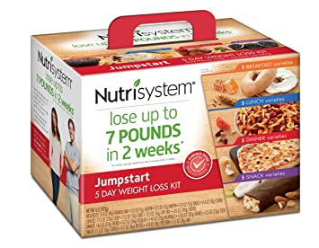 Amazon nutrisystem 5 day jump start weight loss kit 20 count nutrisystem 5 day jump start weight loss kit 20 count solutioingenieria Image collections