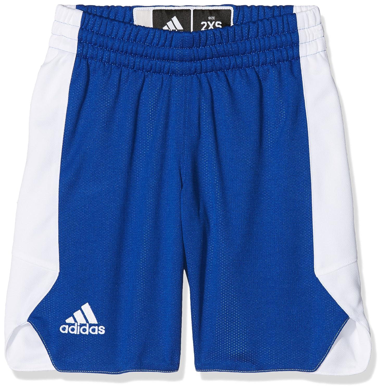 adidas Y Rev Crzy Ex S Pantalón de Baloncesto, Unisex niños Unisex niños
