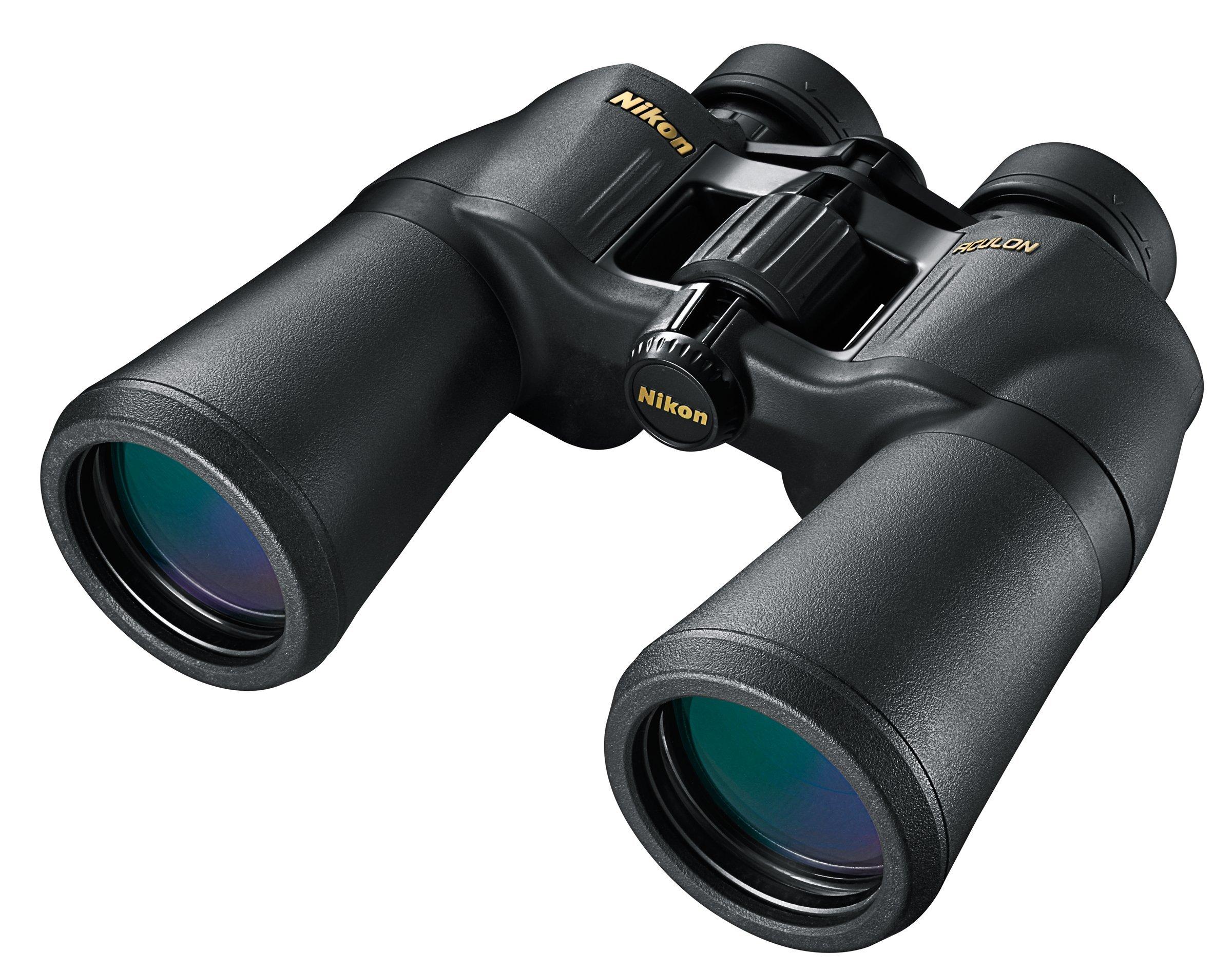 Jumelles NIKON A211 12x50 ultra lumineuse et robuste product image