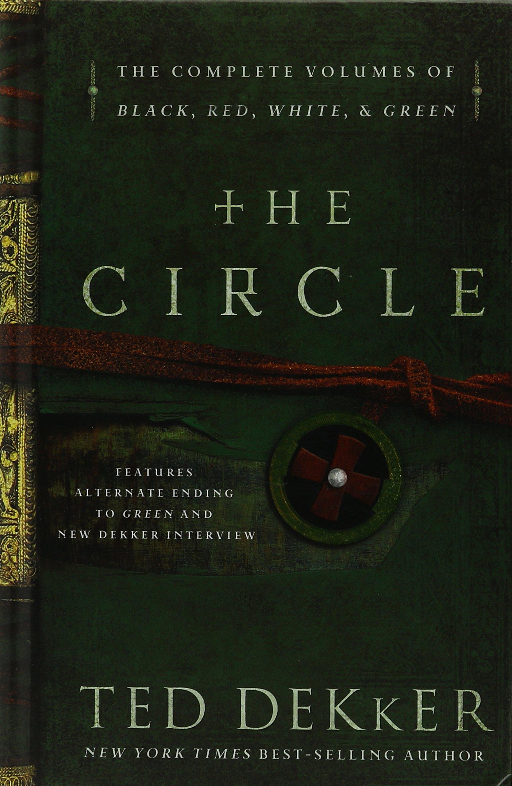 The circle series ted dekker 9781595547927 amazon books aloadofball Choice Image