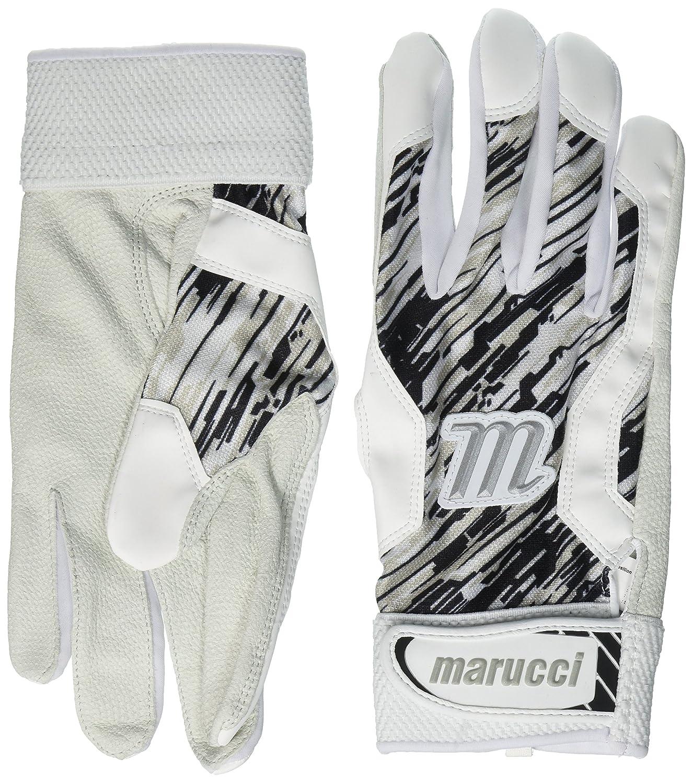 Marucci大人用Quest野球バッティンググローブ B01GUACGXC XL|ブラック ブラック XL