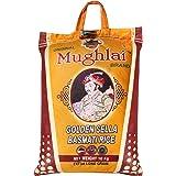 SHRILALMAHAL Basmati Rice, Mughlai Golden Sella, 10 Kg