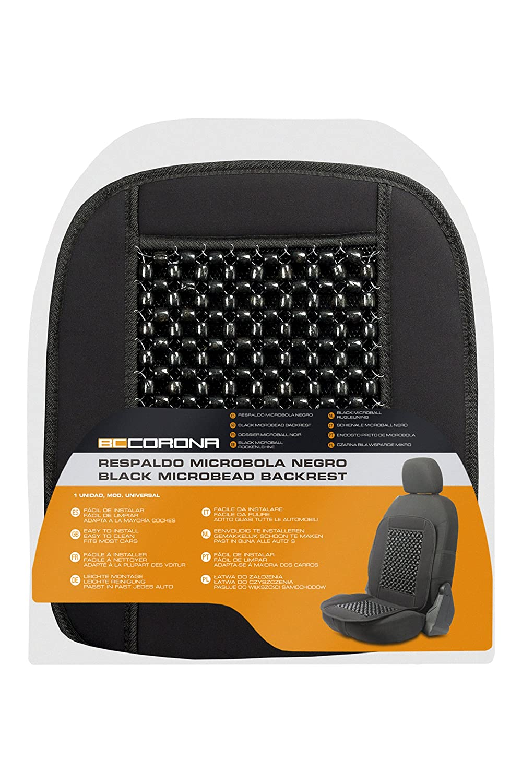 Negro BC Corona INT30637 Respaldo Micro Bola