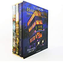 Harry Potter - The Illustrated Collection: Three magical classics ...