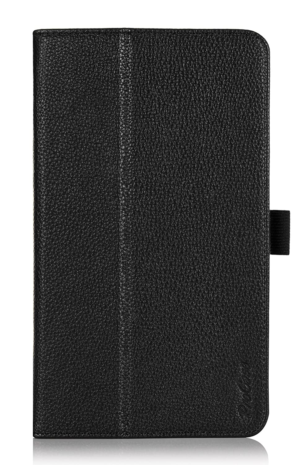 Funda Para Nvidia Shield Tablet K1 Estilo Folio Negro