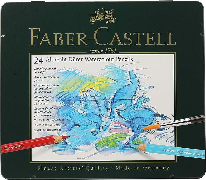 Top 10 Faber Castell Colored Pencils Polychromos Blender