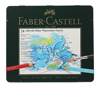 Faber-Castel Set of 24 Watercolor Pencils