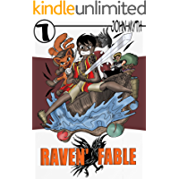 Raven' Fable: A Fábula do Corvo (Volume 1)