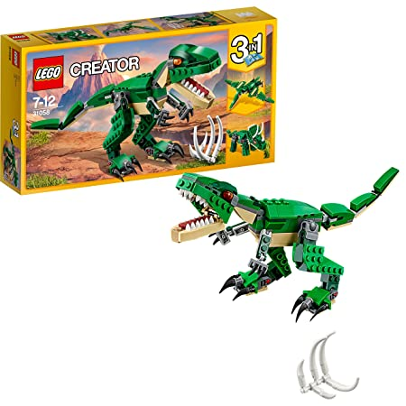 LEGO Creator Grandes Dinosaurios (31058): Amazon.es: Juguetes y juegos