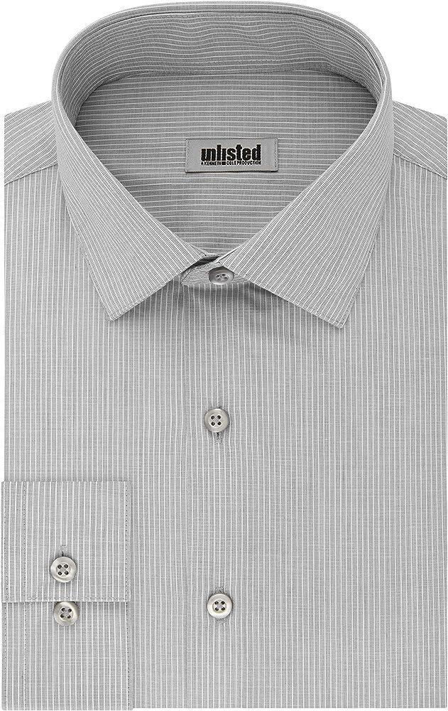 Klassische Hemden Van Heusen Mens Dress Shirt Long Sleeve
