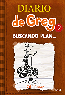 Diario de Greg 7. Buscando plan... (Spanish Edition)