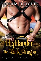 Highlander The Dark Dragon (Macinnes Sisters Trilogy Book 3) Kindle Edition