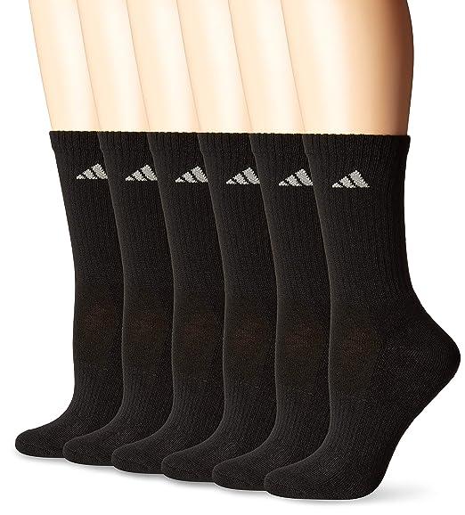 fb73af77b1 adidas Women's Athletic Crew Sock (6-Pack)