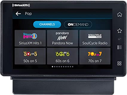 Amazon Com Siriusxm Sxwb1v1 Tour Satellite Radio With 360l With Included Vehicle Kit And Free 3 Months Satellite And Streaming Service Home Audio Theater