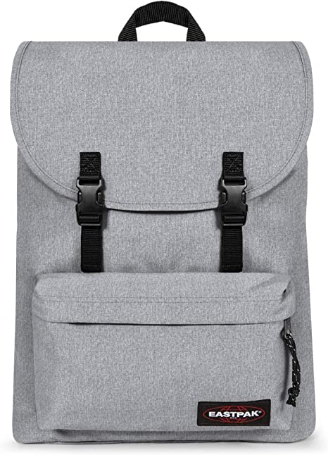 Eastpak London+ Sac à Dos, 45 cm, 21 L, Gris (Sunday Grey)
