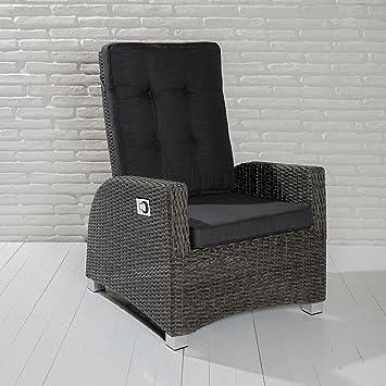 Attraktiv Wholesaler GmbH Barcelona Living Gartensessel XL Sessel Für Den Garten Oder  Terrasse   Gartenmöbel Rocking Chair