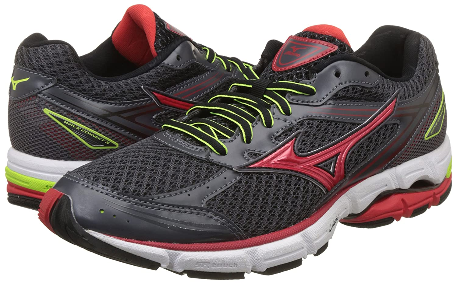Mizuno Men's Wave Connect 3 Running Shoes: Buy Online at Low