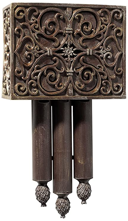 Craftmade CA3 RC Carved Short Chime