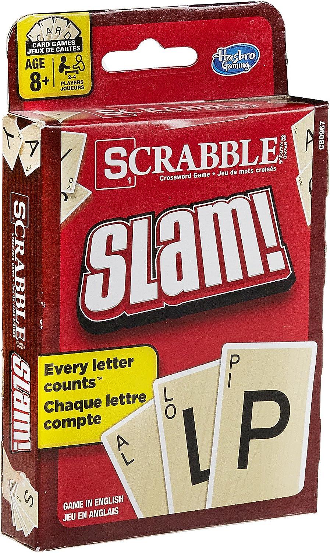 Scrabble Slam! Card Game [English]: Amazon.es: Juguetes y juegos