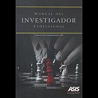 Manual del Investigador Profesional