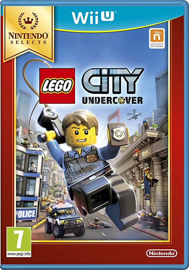 Lego City: Undercover: Amazon.es: Videojuegos